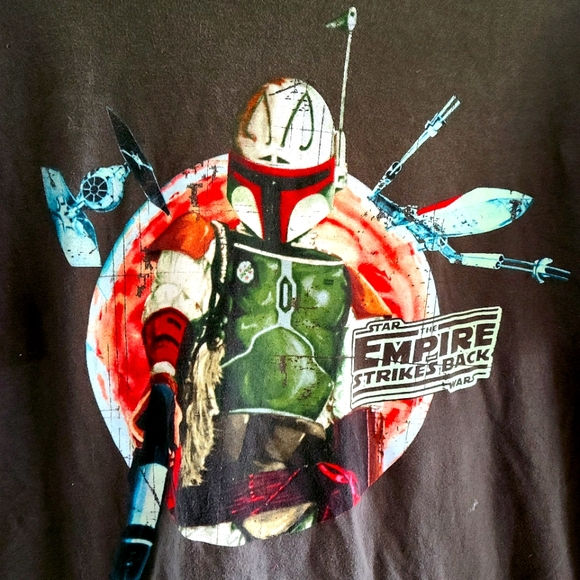 Boba Fett Tee Star Wars Empire Strikes Back